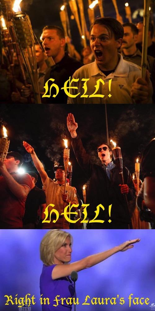 Heil frau laura